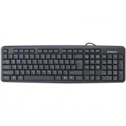 Клавіатура Defender Element HB-520 Black