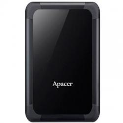 Жорсткий диск зовнішній HDD 1 TB Apacer AC532 Black