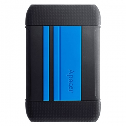 Жорсткий диск Apacer USB 3.1 AC633 1TB Blue