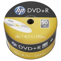 Диски DVD+R HP 4.7GB 16x
