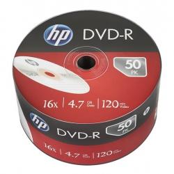 Диски HP DVD-R 4.7GB 16x
