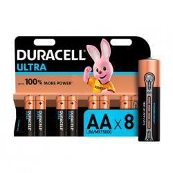 Батарейки Duracell AA LR03 MN2400 Ultra 8 шт.