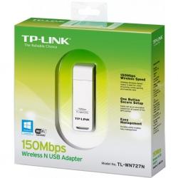 Беспроводний адаптер TP-Link TL-WN727N
