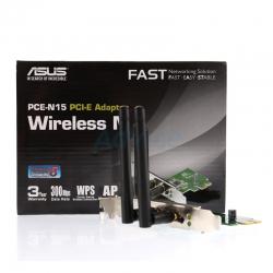 Беспроводний адаптер Asus PCE-N15