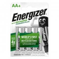 Акумулятори Energizer Recharge Power Plus AA 2000 mAh