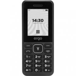 Мобільний телефон Ergo B181 Dual Sim Black