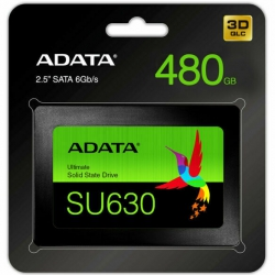 "Накопичувач SSD 2.5"" ADATA 480GB Ultimate SU630 SATAIII"