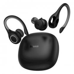 Навушники TWS  Baseus W17 Bluetooth Black