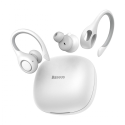 Навушники TWS  Baseus W17 Bluetooth White