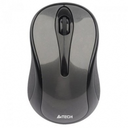 Миша бездротова A4Tech G3-280N Grey USB V-Track