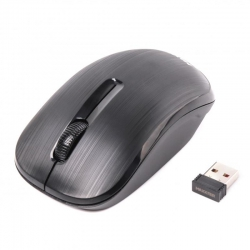Мишка безпровідна Maxxter Mr-333 Black USB
