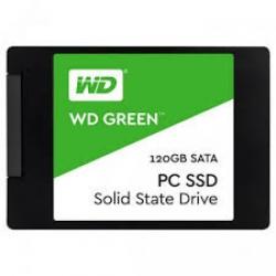 """Накопичувач SSD 2.5"""" 120GB WD Green  SATAIII"""