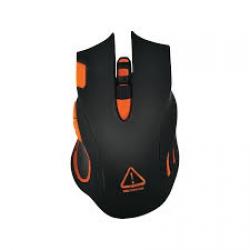 Комп'ютерна мишка  Canyon Eclector CND-SGM03RGB Black/Orange USB
