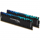 DDR4 Kingston XMP HyperX Predator 16GB (Kit of 2x8) 2400MHz CL12 Black DIMM