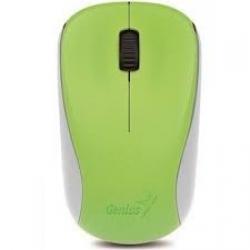 Мишка безпровідна Genius NX-7000 зеленая USB BlueEye