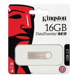 Флеш накопичувач Kingston DTSE9 16GB