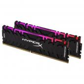 DDR4 Kingston RGB HyperX Predator 16GB (Kit of 2x8) 3200MHz CL16 Black DIMM