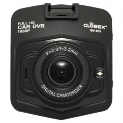 Відеореєстратор Globex GU-110 New Black