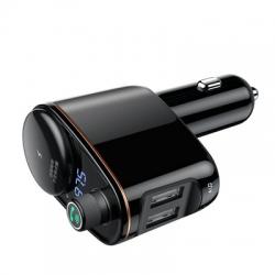 FM-трансмітер Baseus Locomotive Bluetooth MP3 Vehicle Charger