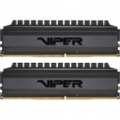 DDR4 Patriot 16 GB (2x8GB) 3200 MHz Viper 4 Blackout