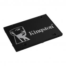 "Накопичувач SSD 2.5"" Kingston KC600 1TB SATAIII"