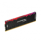 DDR4 Kingston RGB HyperX FURY 8GB 2666MHz CL16 Black DIMM