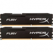 DDR3 Kingston HyperX FURY 8GB (Kit of 2x4096) 1866MHz CL10 Black DIMM