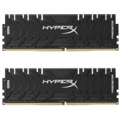DDR4 Kingston XMP HyperX Predator 16GB (Kit of 2x8) 3333MHz CL16 Black DIMM