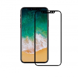 Захисне скло Toto для Apple iPhone 11 Pro Max/XS Max Black Full Cover