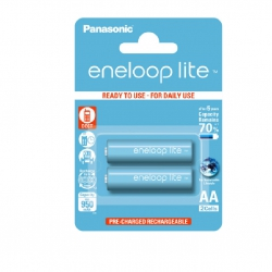 Акумулятор Panasonic Eneloop Lite AA 950 mah 2 шт / уп