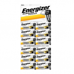 Батарейки Energizer AA Alk Power multiblister 12 шт