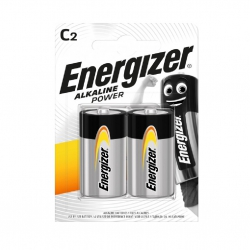 Батарейка Energizer Alkaline Power C/LR14 2 шт